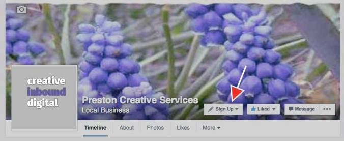 FACEBOOK CTA BUTTONS